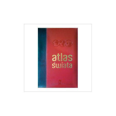 Atlas świata. Edycja limitowana