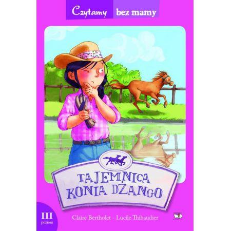 Tajemnica konia Dżango 3 etap czytania