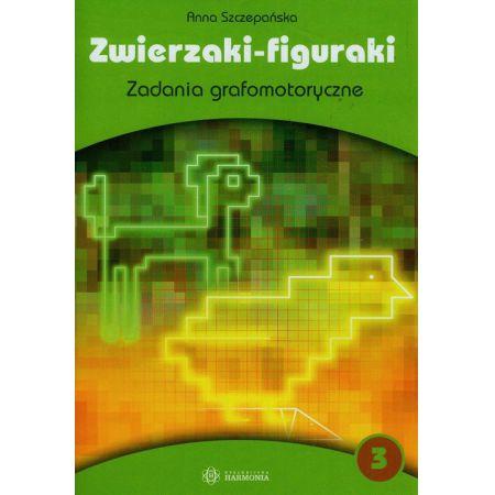 Zwierzaki Figuraki - Anna Szczepańska