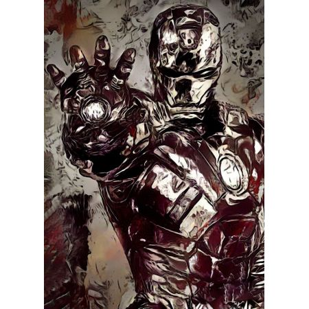 Legends of Bedlam - Iron Man, Marvel - plakat