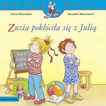 Zuzia pokłóciła się z julią Mądra Mysz