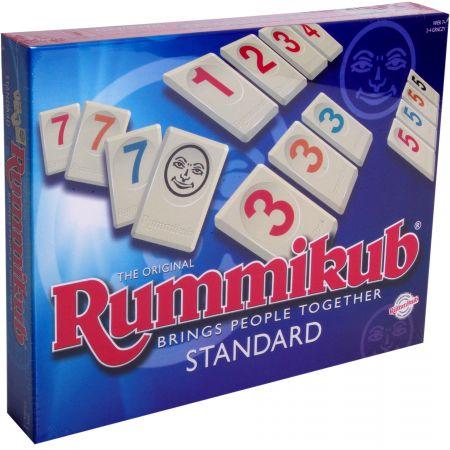 Rummikub Standard. Gra liczbowa