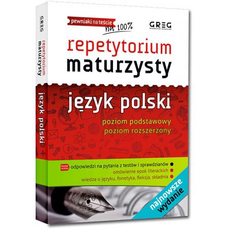 Repetytorium maturzysty 2020. Język polski. Poziom podstawowy i rozszerzony