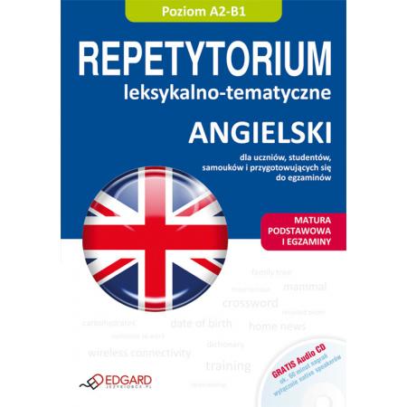 Angielski Repetytorium leksykalno-tematyczne A2-B1