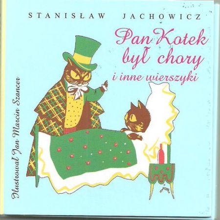 Pan Kotek Był Chory I Inne Wierszyki Harmonijka