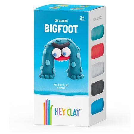 Hey Clay. Masa Plastyczna. Bigfoot