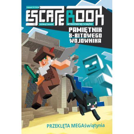 Escape book. Przeklęta MEGAświątynia. Tom 1