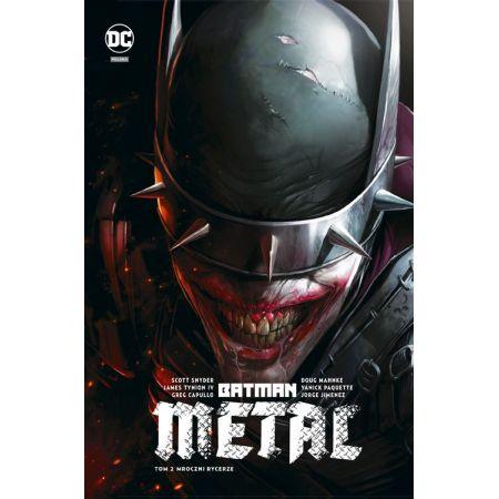 Batman Metal. Tom 2. Mroczni Rycerze