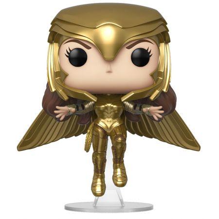 Funko POP: Wonder Woman 1984: Wonder Woman (Golden Armor Flying)
