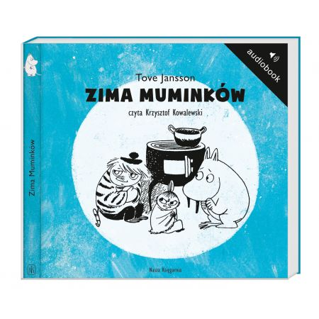 Muminki - Zima Muminków audiobook