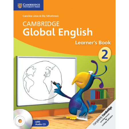 Cambridge Global English 2 Learner's Book with Audio CD