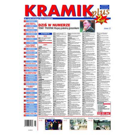 Kramik Plus 7/2013