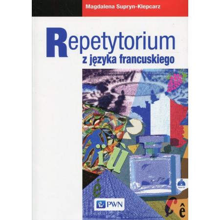 Repetytorium z języka francuskiego + CD