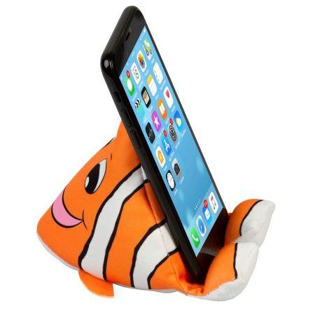 Plusheez - Nemo - pluszowa podstawka pod telefon