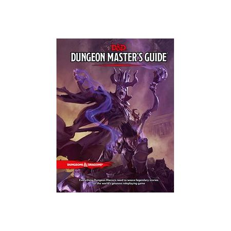 Dungeons & Dragons: Dungeon Master's Guide (edycja angielska)