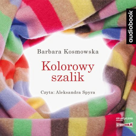 CD MP3 Kolorowy szalik