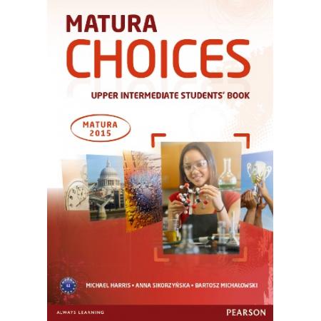 Matura Choices Upper Intermadiate Student's Book