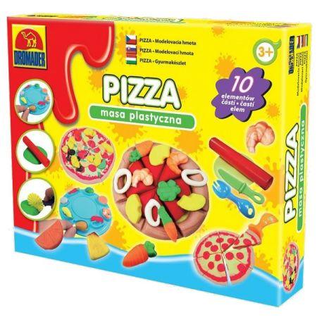 Masa plastyczna. Pizza