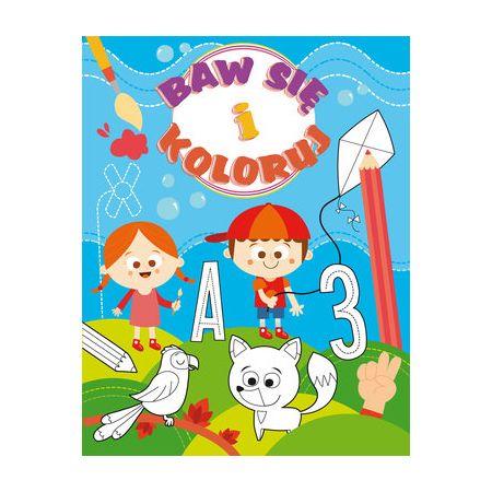 Baw się i koloruj