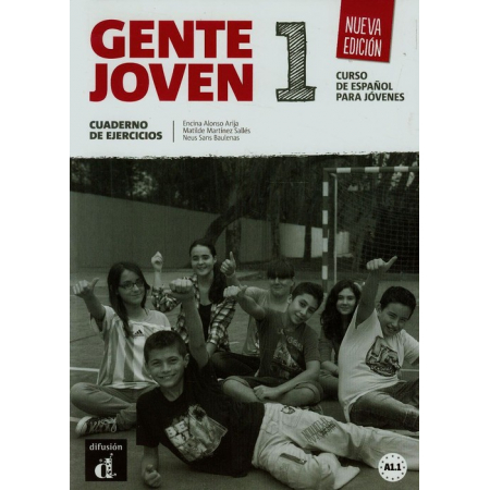 Gente Joven 1 Nueva Edicion ćwicz. LEKTORKLETT w.2