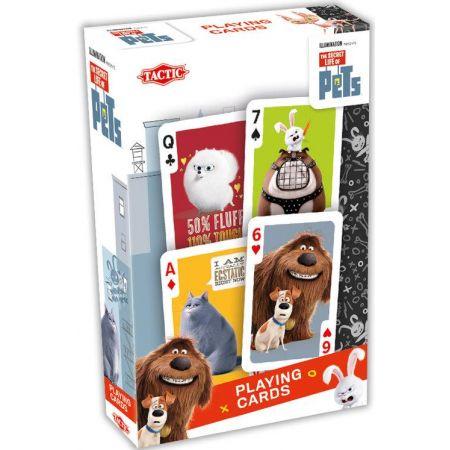 Sekretne Życie Zwierzaków - Karty do gry