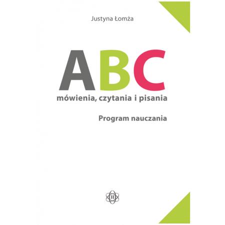 ABC mówienia, czytania i pisania. Program naucz.