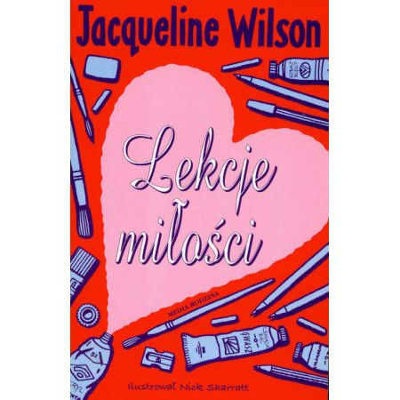 Lekcje miłości - Jacqueline Wilson