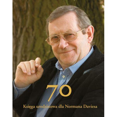 70. Księga urodzinowa dla Normana Daviesa