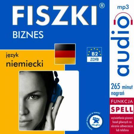 FISZKI audio - j. niemiecki - Biznes