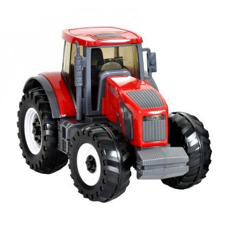 Traktor Gigant 1:16 czerwony