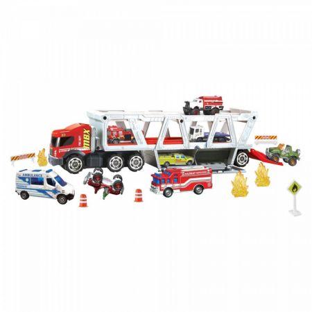 Transporter Wóz strażacki