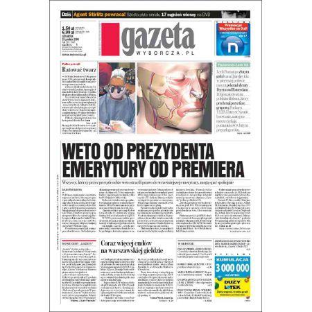 Gazeta Wyborcza - Białystok 295/2008