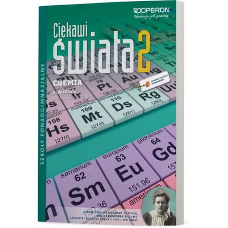 Ciekawi świata. Chemia 2. Podręcznik. Zakres rozszerzony. Szkoły ponadgimnazjalne