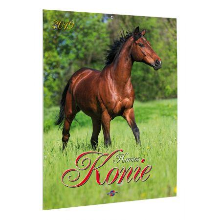 Kalendarz 2020 KSM-5 Konie AVANTI