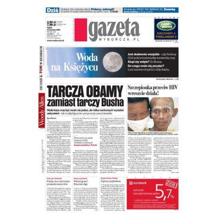 Gazeta Wyborcza - Kielce 225/2009