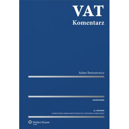 VAT. Komentarz 2017