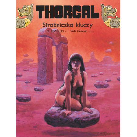 Thorgal, tom 17. Strażniczka kluczy