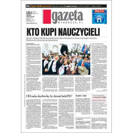 Gazeta Wyborcza - Białystok 271/2008