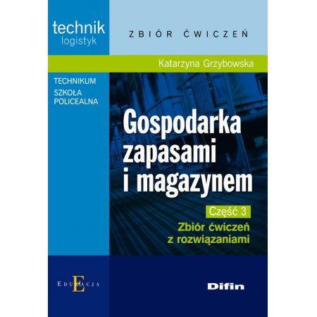Tech. logis. Gospodarka zapasami i magazynem cz. 3