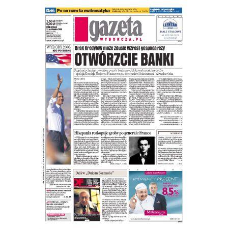 Gazeta Wyborcza - Opole 252/2008