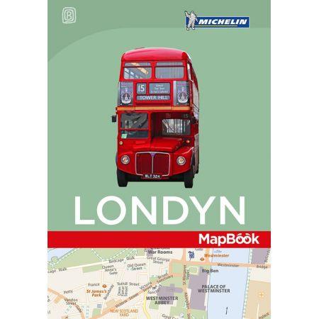 MapBook. Londyn
