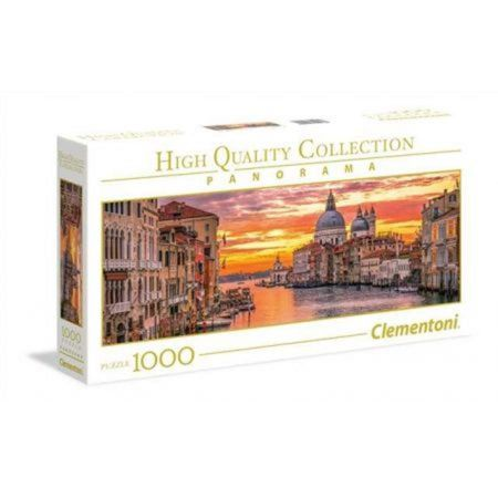 Puzzle 1000 Panorama The Grand Canal - Venice