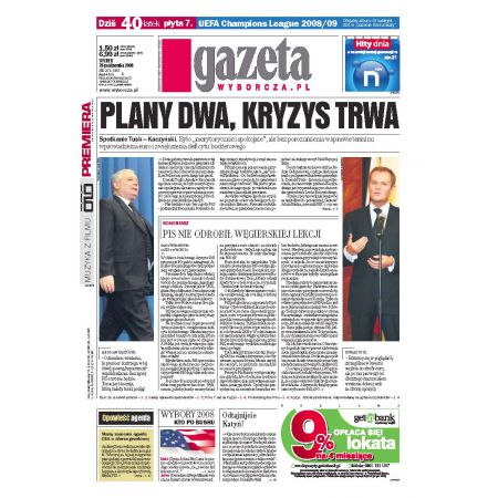 Gazeta Wyborcza - Białystok 253/2008