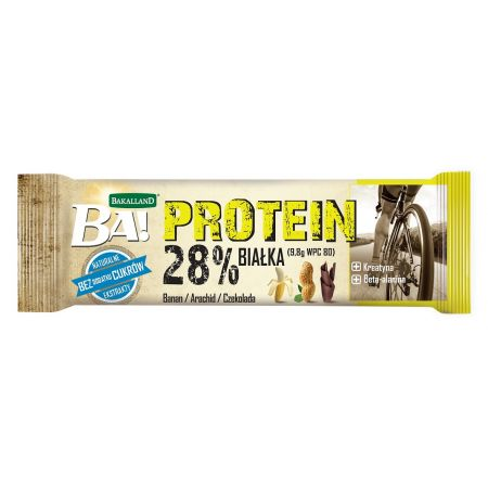 Ba! Baton Proteinowy Banan i Orzech