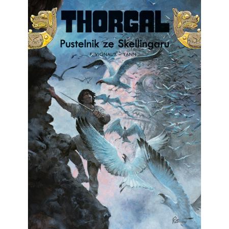 Thorgal, tom 37. Pustelnik ze Skellingaru