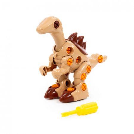 Klocki-dinozaur Welociraptor