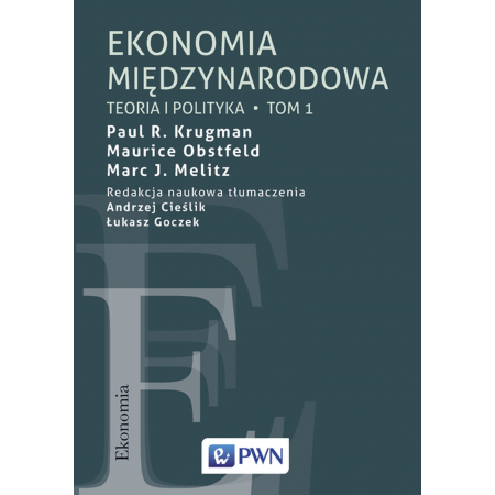 Ekonomia międzynarodowa Tom 1