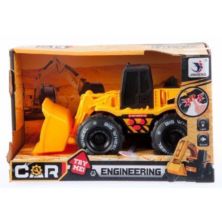 Auto budowlane Spychacz  MEGA CREATIVE 459299