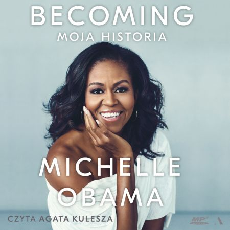Becoming. Moja historia audiobook