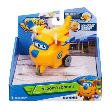 Super Wings. Pojazd Donnie